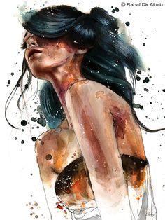 Artist : Rahaf