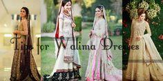 Trending Styles of Latest Walima Dresses 2016 for Pakistani Girls