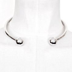 """""""Minimal choker. A basic statement to any outfit! …"""""""