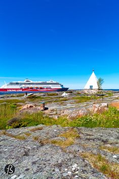 For such a small island, there is quite a lot to do in Kobba Klintar. From the main building that houses a large fog horn that still works… Pyramid Building, Small Island, Summer Months, Far Away, Where To Go, Finland, Places Ive Been, Traveling By Yourself, Travel Photography