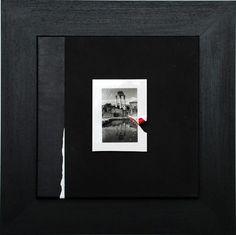 Quadro con elaborazione fotografica di Mauro Manco
