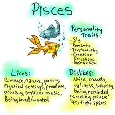32 Best Pisces the Dreamer images in 2018 | Zodiac, Zodiac Signs