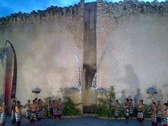 The Previous Amphitheater - GWK Bali