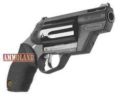 Taurus-Judge-Public-Defender-Polymer-Revolver