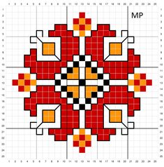 Folk Embroidery, Ribbon Embroidery, Embroidery Patterns, Yarn Projects, Projects To Try, Bulgaria, Cross Stitching, Minecraft, Legends