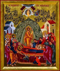 Dormition of the Theotokos