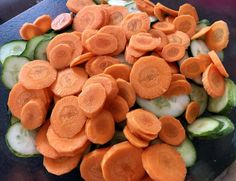 Sałatka z ogórków do słoików - Blog z apetytem Snack Recipes, Snacks, Chips, Blog, Snack Mix Recipes, Appetizer Recipes, Appetizers, Potato Chip, Blogging