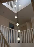 Afbeeldingsresultaat voor lamp in trappenhuis