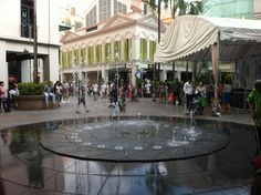 Bugis Junction in Singapore is also a perfect place for a shopping spree!