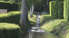 Balade dans les Jardins d'Annevoie