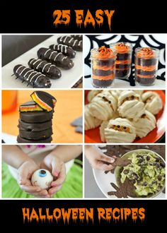 Our Top 25 best recipes for your #Halloween gathering>> http://www.hgtv.com/entertaining/sweet-and-salty-halloween-snack-recipes/pictures/index.html?soc=pinterest