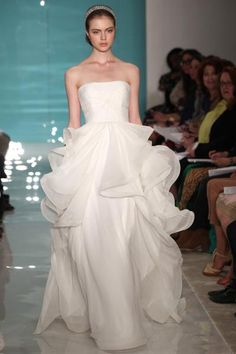 Reem Acra Bridal Collection Spring 2013
