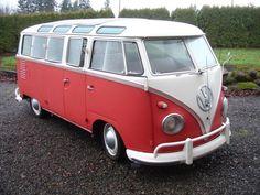 1959 Volkswagen Microbus