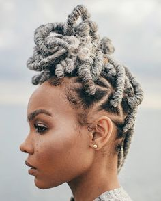nice 25 Fabulous Hairstyles with Short Faux Locs - Texture That Will Tantalize