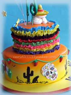 mexican birthday cake 1000 images about m 233 xico theme on 5851