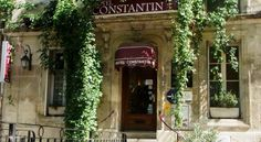 Constantin Arles Hotel Constantin is a comfortable hotel set in a traditional old stone house and is located 5 minutes from the centre of Arles. It offers free Wi-Fi  and personalised service.