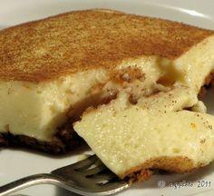 Celebrate National Milk Tart Day: Crustless milk tart