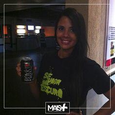Lançamento do guaraná Black com um show da Anitta no Barra Music. A Mais Trade Mkt foi responsável por produzir os coolers e contratar as promotoras para fazerem a degustação.
