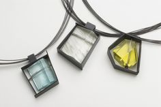 Daphne Krinos - Framed pendants