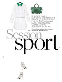 """""""Untitled #869"""" by just-lala ❤ liked on Polyvore featuring Alexander Wang, Balenciaga and Giuseppe Zanotti"""