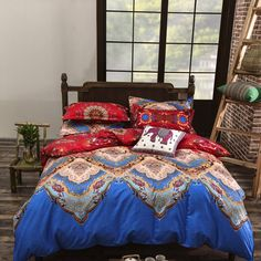 Bohemian Style Cover Set 2