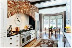 Absolutely adore this kitchen