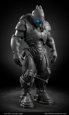 armor suit or Mecha