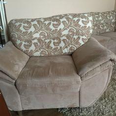 Predám sedaciu súpravu a rozťahovaciu posteľ - 1 Armchair, Furniture, Home Decor, Sofa Chair, Single Sofa, Decoration Home, Room Decor, Home Furnishings, Home Interior Design