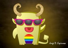 demon gay by Jorge D. Art Work, Gay, Artwork, Work Of Art