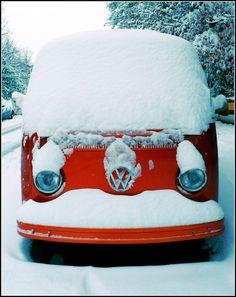 Sad VW by toothpick charlie, via Flickr