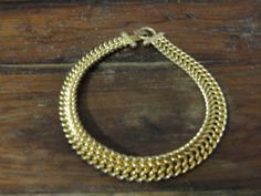 Beautiful Vintage chain necklace by KeysFinds on Etsy, $21.50