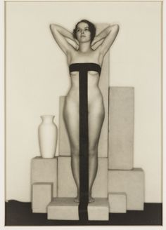 lazulilapisly:  Fred P. Peel - The Vase and the Maid, 1935