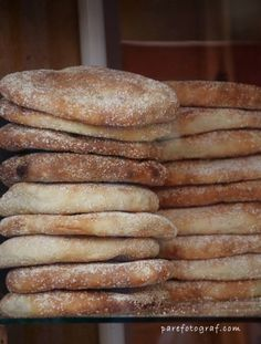 Mexican Food Recipes, Sweet Recipes, Hard Bread, Pan Dulce, Arabic Food, International Recipes, Cooking Time, Bread Recipes, Bakery