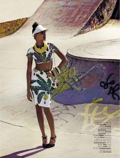 awesome VOGUE BRASIL | Editorial Moda Janeiro 2013 | Gracie Carvalho por Phillipe Kliot
