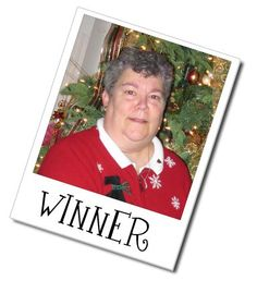 Congratulations to our first winner of the iPod Shuffle...Karen!!