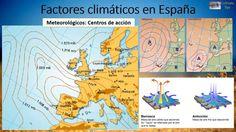 Climas de España.