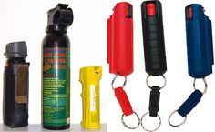 Pepper Spray For Self Defense -Posted March 3, 2014, by Ken Jorgustin