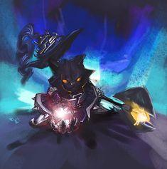 Veigar by racoonwolf