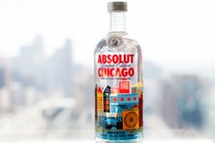 Absolut has a long-standing initiative to promote local creatives and businesses. The Chicago Absolut limited edition is the latest in its series of city-branded vodkas. Best Meal Delivery, Things To Do At Home, Absolut Vodka, Chicago Restaurants, Etiquette, Restaurant Bar, Vodka Bottle, Drinks, Sweet