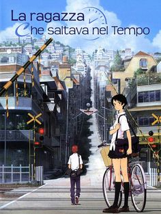 The Girl Who Leapt Through Time posters for sale online. Buy The Girl Who Leapt Through Time movie posters from Movie Poster Shop. We're your movie poster source for new releases and vintage movie posters. 5 Anime, Anime Shows, The Girl Who Leapt Through Time, Studio Ghibli Films, Mamoru Hosoda, Animation 3d, Animes To Watch, Sky Watch, Dvd Film