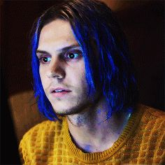kai anderson (even tho I don't really like him, but Evan peters is babe)