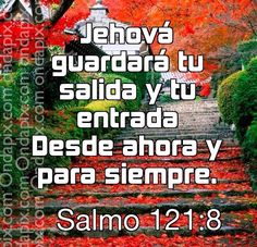 #Dios guarda nuestros pasos... Bendiciones..