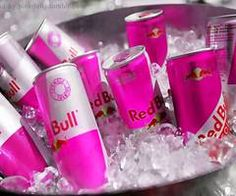 Ladies, you finally have an energy drink for YOU! Drink up and love every second of it.