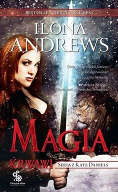 Okładka książki Magia krwawi