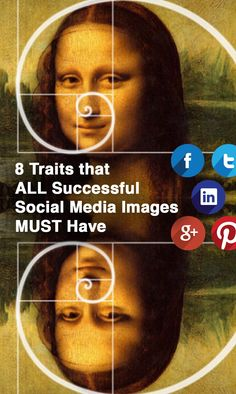 8 Traits that All Successful Social Media Images MUST Have - Great tips on how to grab your audiences attention with visuals.