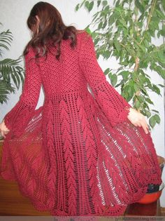 crochet lace jacket for spring