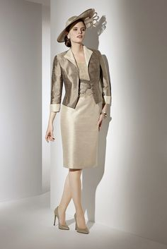 90355 – Mocha (Condici) - Mother of the Bride - Compton House Of Fashion