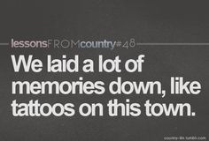 "I know there's ""lessons"" for everything recently, but I really like these country ones! :)"
