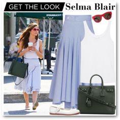 Get the look: Selma Blair