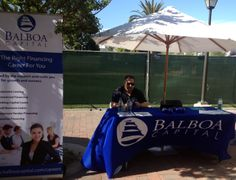 Balboa Capital has a booth at Santa Clara University's Spring Career Fair 2014. Stop by and meet our executive recruiters and learn about our #employment and #internship opportunities.